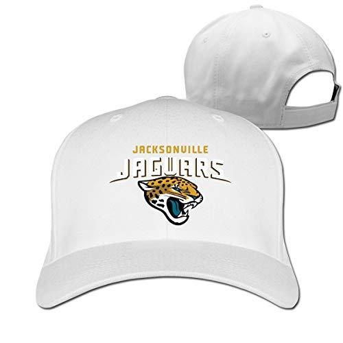 Sorcerer Jacksonville Jaguars 100% Cotton Soft Adjustable Baseball