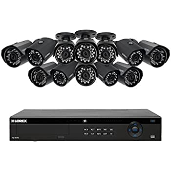 Amazon Com Lorex 2k Ip Security Camera System With 16