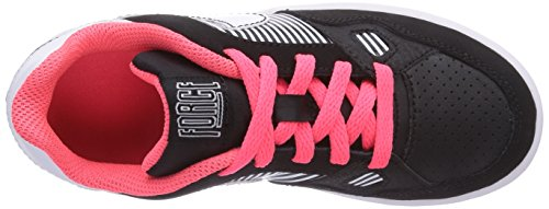 Nike Son Of Force - Zapatillas de deporte Bebé-Niñas Blanco (Black/White-Hyper Punch)