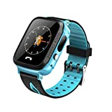 Shantan Kids Smart Watch Phone GPS Tracker Wrist Camera Game smartwatch Outdoor Activities Childrens...