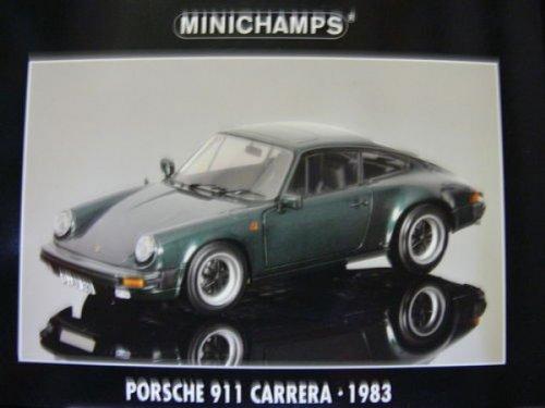 1/18 ポルシェ 911 カレラ クーペ 3.2 1976 グリーンメタリック 100063022