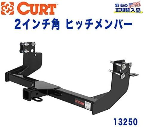 [CURT カート社製 正規代理店]Class3 ヒッチメンバー レシーバーサイズ 2インチ 牽引能力 約2724kg ベンツ ダッジ スプリンター