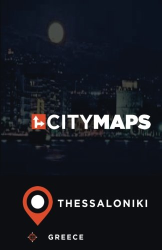 City Maps Thessaloniki Greece