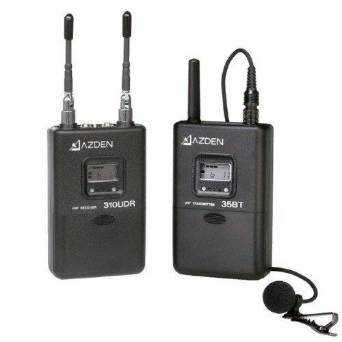 AZDEN アツデン UHF B帯ワイヤレスマイクロホンシステム[310BT] B0071HDVNS
