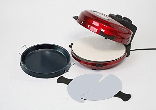 FUKAI Rotary Pizza Roaster Timer Oven Cookware FPM-220 by FUKAI (Image #6)