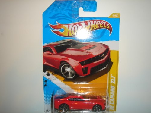 Hot Wheels 2012 New Models 12 Camaro ZL1 9/50 Red