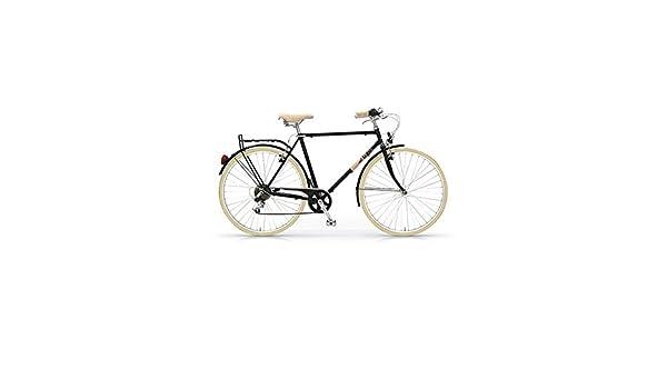 Mbm Elite - Bicicleta de Paseo, Hombre, Diseño Vintage Clásico ...