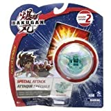 "Spin Ravenoid (Ventus - Green): Bakugan Battle Brawlers Special Attack Season 2 - ""NOT"" Randomly Picked"