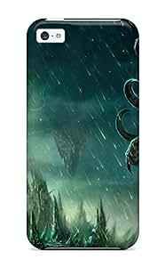 David J. Bookbinder's Shop 8014137K23070284 Cute High Quality Iphone 5c World Of Warcraft Pc Game Case