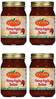 product image for KYVAN Honey Apple Butter 18.5oz (Pack of 4)