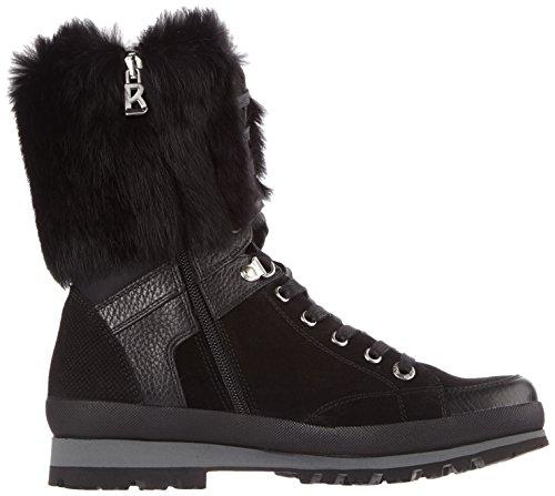 nero Boots L3c St anton Women's Snow Bogner Schwarz 0ABwzqT0