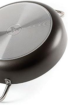 Domo Enjoy Cooking D94TE3200 Tegame Antiaderente Nero Alluminio