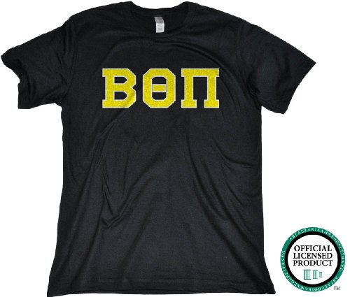 Ann Arbor T-Shirt Co. Men's Beta Theta PI Fitted Beta Fraternity T-Shirt