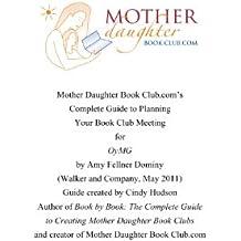 OyMG by Amy Fellner Dominy: Book Club Meeting Planner