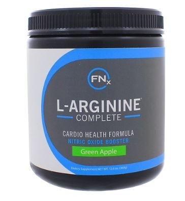 Fenix Nutrition FNX L Arginine Complete Cardio Health Formula Contains L Citrulline Enhance Effects Of Nitric Oxide Secret Weapon For Libido 300 grams