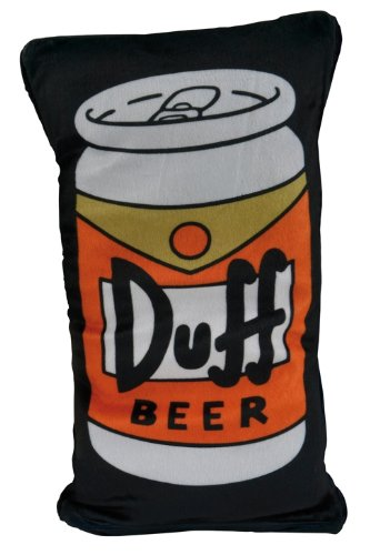 United Labels Simpsons Pillow Reversible Duff Beer 38 x 20 cmhttps://amzn.to/2QDUSUA