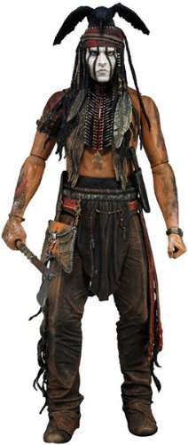 The Lone Ranger Series 1 Action Figure 7 Tonto by The Lone Ranger