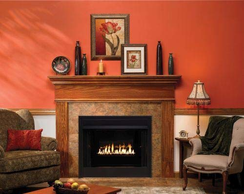 Empire Comfort Systems MFL-52-UH Plain Profile Mantel,Unfinished Hardwood by Empire Comfort Systems