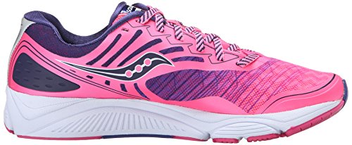Breakthru Running Saucony Shoe 2 Navy Pink Women's xRxv0f