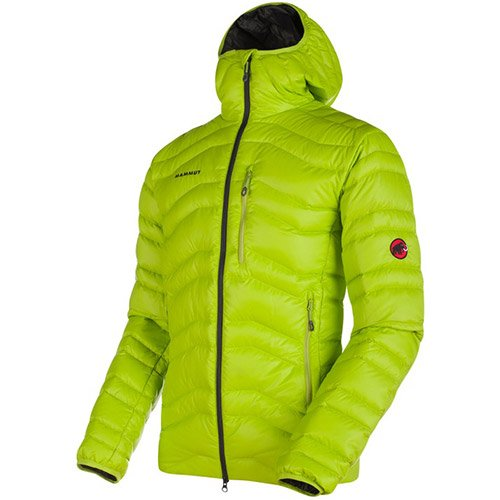 BROAD PEAK IN HOODED JACKET AF