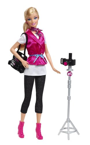 Barbie I Can Be a Fashion Photographer - EXCLUSIVE (Photographer Barbie)
