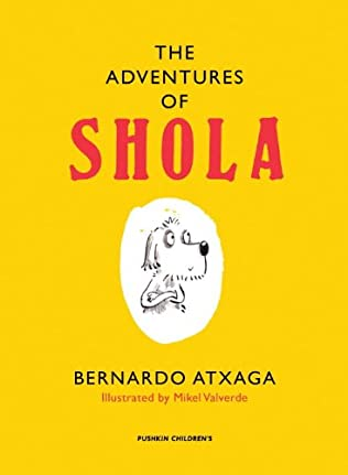 book cover of The Adventures of Shola