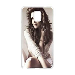 [Deepika Padukone Series] Samsung Galaxy Note 4 Case Deepika Padukone and Images., Samsung Galaxy Note4 Case for Women Stevebrown5v - White