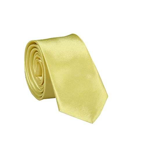 tie suit solid Lemon office 5cm and narrow mens arrow leisure xw0aaXqznv