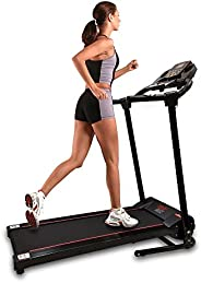 SereneLife Smart Digital Folding Exercise Machine - Electric Motorized Treadmill with Downloadable Sports App