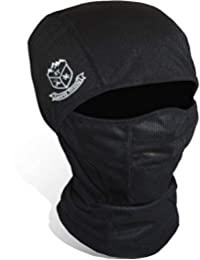 Savvy Touring Winter Balaclava Ski Face Mask for Men and Women - The Pursuit, Black