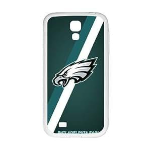 Philadelphia Eagles Custom Case for SamSung Galaxy S4 I9500 (Laser Technology)