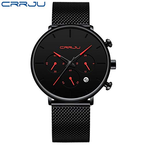 LUXISDE Women's Wrist Watches ABC 2268 New Men's Hot Casual Personality Watch Fashion Popular Men's Watch 53 E by LUXISDE (Image #6)