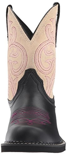 Collection Western Women's Black Cream Ariat Carbon Women Cowboy Boot Fatbaby tw74TqR4