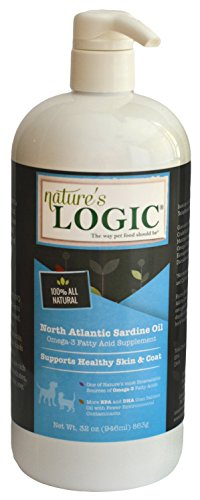 Nature's Logic North Atlantic Sardine Oil, 16oz