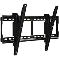Atlantic 63607069 Large Tilting TV Mount for 37-Inch to 84-Inch TVs, Black