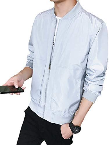 ジップアップ 春物 エムエーワン 普段着 オフィス 通勤 ショート丈 上着