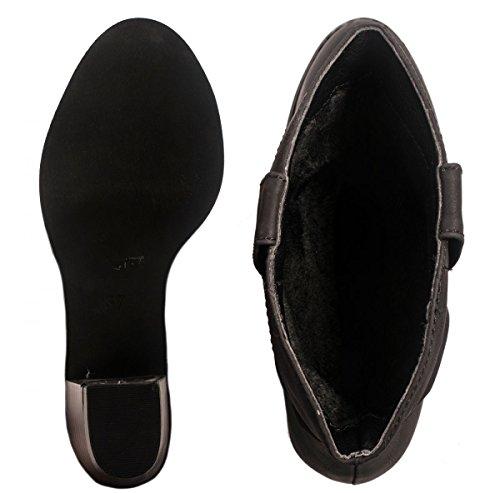 femme Bottes bottines et cowboy Elara pq07w