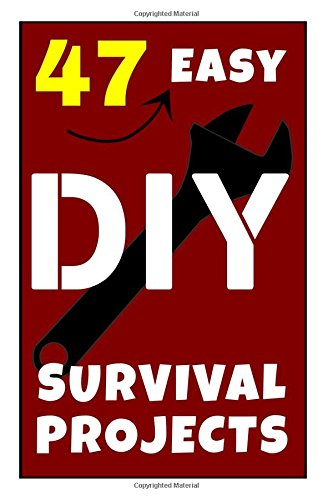 47 Easy DIY Survival Projects: How to Quickly Get Your Family Prepared for Emergencies in Only Ten Minutes a Day Brindle Natural