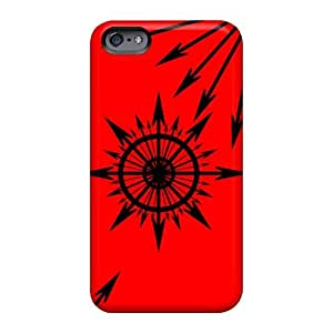 Anti-Scratch Hard Cell-phone Cases For Iphone 6 (pXX19169fDUw) Custom Vivid Judas Priest Band Pictures
