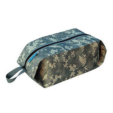 INFINITY-1201 Digital Camo Slight-Waterproof Portable Medium Size Storage Bag for Travel