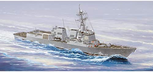 Ruso Almirante Chabanenko Udaloy II Class Destroyer Trumpeter 4531 Importado de Alemania