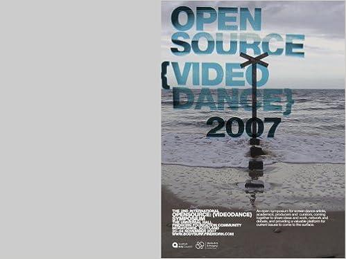 Opensource Videodance Symposium 2007: Findhorn, Scotland 21st-24th November 2007