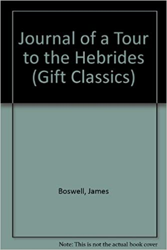 Amazon journal of a tour to the hebrides gift classics james amazon journal of a tour to the hebrides gift classics james boswell education reference negle Image collections