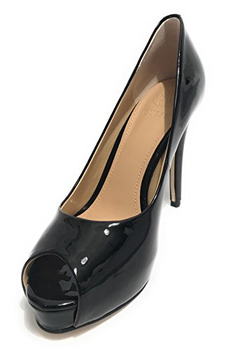 GUESS FLHDE1 PAF07 Zapatos Mujeres Negro