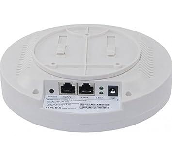 Plafón WiFi 300 Mbps PoE alta potencia 1000 mW Max: Amazon.es: Informática