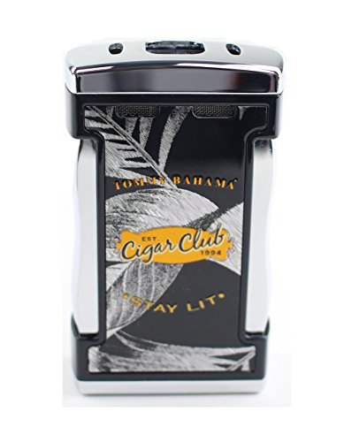TOMMY BAHAMA CIGAR CLUB TABLE TOP LIGHTER