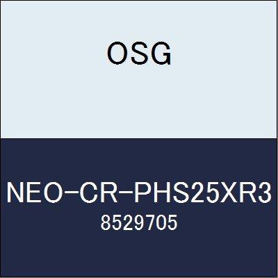 OSG エンドミル NEO-CR-PHS25XR3 商品番号 8529705