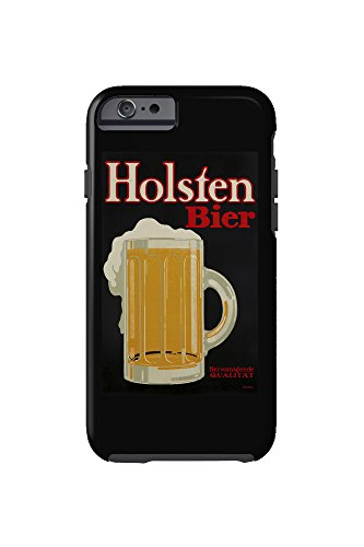 holsten-bier-vintage-poster-artist-klinger-germany-c-1916-iphone-6-cell-phone-case-tough
