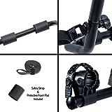 Dependable Direct 3-Bike Trunk Mount Bike Rack
