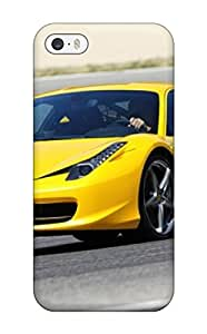 Cute Tpu Robert Minor Modified Sports Carss Cool Cars Case Cover For Iphone 5/5s